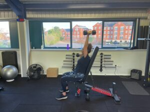 Personal Training Client at KyddFitness